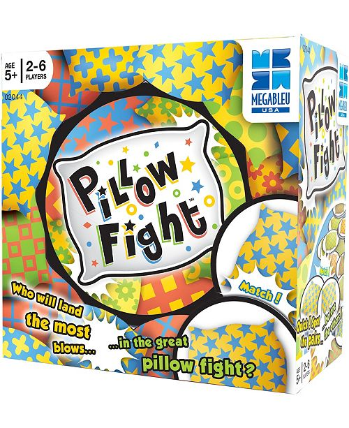 Areyougame Pillow Fight Card Game