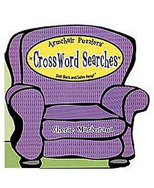 Armchair Puzzlers Book - Crossword Searches
