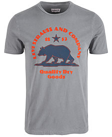 Levi's® Men's Bear & Brand Graphic T-Shirt