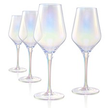 Luster Clear Goblet - Set of 4