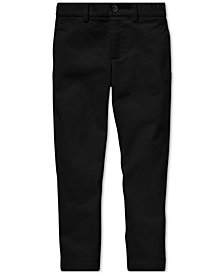 Polo Ralph Lauren Toddler Boys Slim Fit Stretch Corduroy Pants