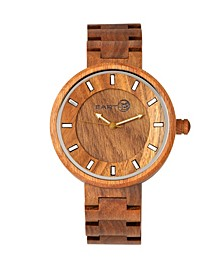 Branch Wood Bracelet Watch Olive 45Mm