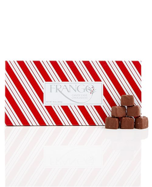 Frango Chocolates 45-Pc. Limited Edition Candy Cane Box of Chocolates