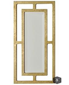 York Gold Mirror, Quick Ship