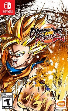 Nintendo Switch Dragon Ball Fighter Z