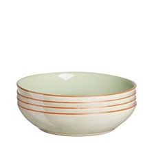Denby Heritage Orchard Set of 4 Pasta Bowls