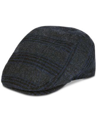 e68ce404a99 Levi s Men s Plaid Flat Top Ivy Hat - Hats