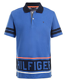 Tommy Hilfiger Big Boys Hudson Polo