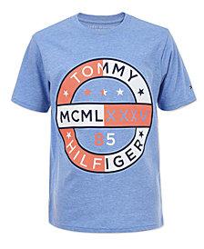 Tommy Hilfiger Big Boys Luigi Graphic T-Shirt