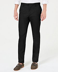 Calvin Klein Men's Slim-Fit Stretch Chinos