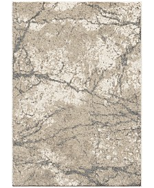 "Palmetto Living Carolina Wild Marquina Natural 6'7"" x 9'8"" Area Rug"