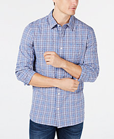 Calvin Klein Men's Classic Fit Check Shirt