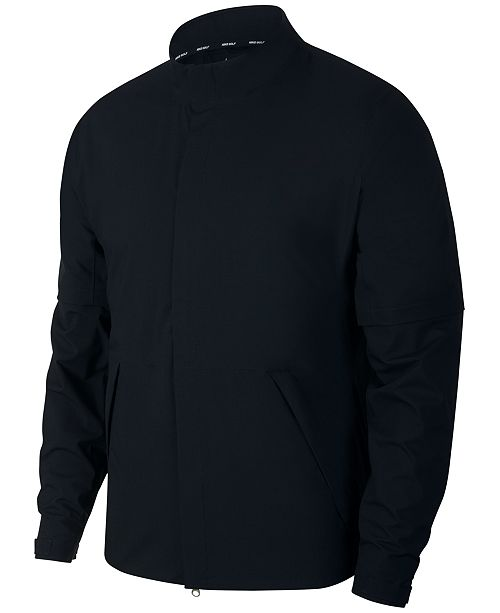 7fc7fea24b64 Nike Men s Hypershield Convertible Golf Jacket   Reviews - Coats ...