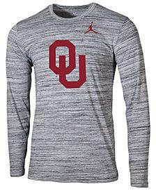 Nike Men's Oklahoma Sooners Legend Travel Long Sleeve T-Shirt
