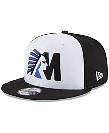 New Era Madison Hatters Hometown 9FIFTY Snapback Cap