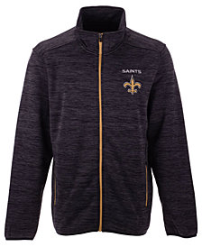 G-III Sports Men's New Orleans Saints High Jump Jacket