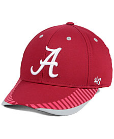 '47 Brand Alabama Crimson Tide Temper Contender Flex Cap