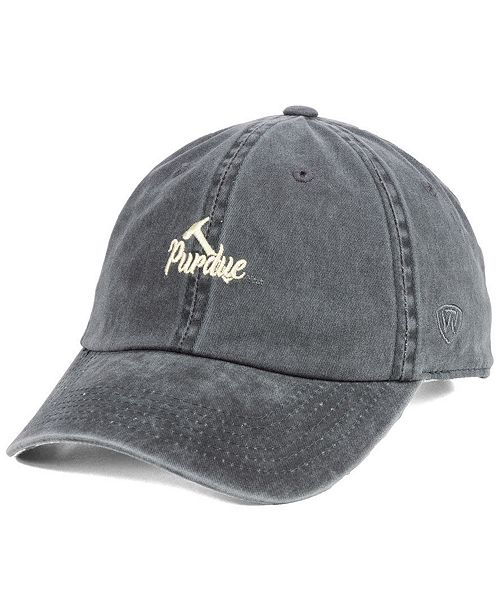 competitive price 1c63c e4cd3 Top of the World Purdue Boilermakers Local Adjustable Strapback Cap ...