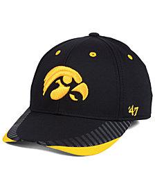 '47 Brand Iowa Hawkeyes Temper Contender Flex Cap