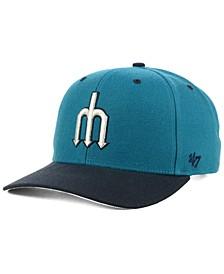 Seattle Mariners 2 Tone MVP Cap