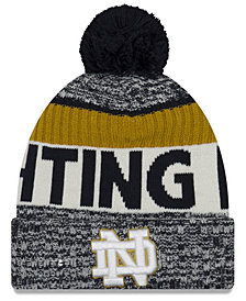 New Era Notre Dame Fighting Irish Sport Knit Hat
