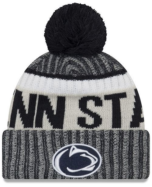 fb41a7bd960 New Era Penn State Nittany Lions Sport Knit Hat - Sports Fan Shop By ...
