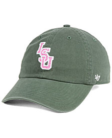 '47 Brand Women's LSU Tigers Glitta CLEAN UP Cap