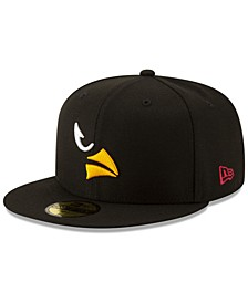 Arizona Cardinals Logo Elements Collection 59FIFTY FITTED Cap