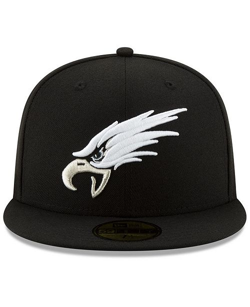 ... New Era Philadelphia Eagles Logo Elements Collection 59FIFTY FITTED Cap  ... 429b7cff25c