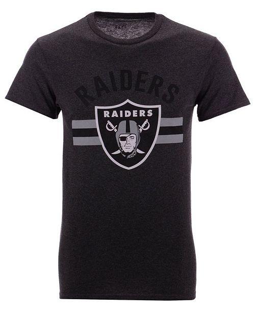 promo code d99f1 608af Men's Oakland Raiders Checkdown T-Shirt
