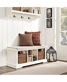 CLOSEOUT! Brennan Entryway Storage Bench