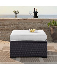Biscayne Ottoman With Cushions