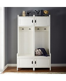 Fremont 2 Piece Entryway Kit - 2 Towers