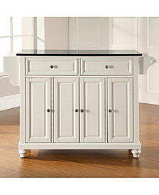 Cambridge Solid Granite Top Kitchen Island