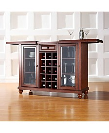 Cambridge Sliding Top Bar Cabinet