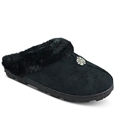 Women's Clog with Fur Lining