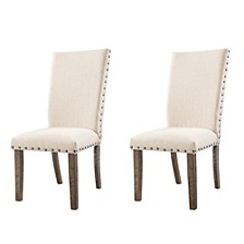 Dex Upholstered Side Chair Set