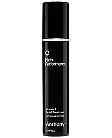Anthony High Performance Vitamin A Facial Treatment, 1.6-oz.