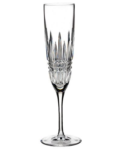 Waterford Stemware, Lismore Diamond Flute - All Glassware ...