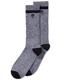 Timberland Men's 2-Pk. Marled Socks