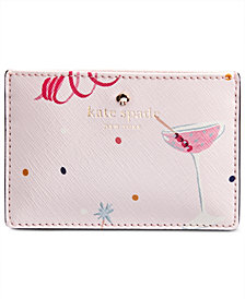 kate spade new york Dashing Beauty Card Holder