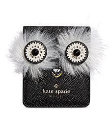kate spade new york Penguin Phone Sticker Pocket