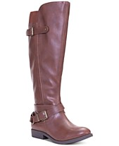 5cce39a7e Style   Co Mayy Wide-Calf Boots