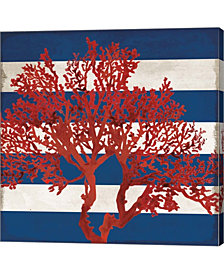 Red Coral I By Posters International Studio Canvas Art