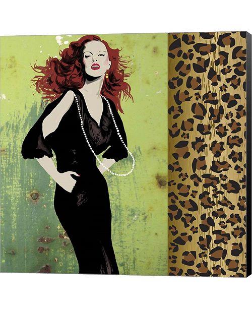 Metaverse Vixen By Posters International Studio Canvas Art