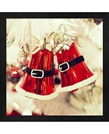Bell Ornament By Lance Kuehne Framed Art