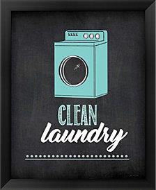 Clean Laundry By Jo Moulton Framed Art