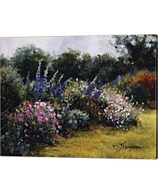 Gardens At Equinox N by Kathie Thompson Canvas Art