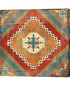 Moroccan Tiles V V2 By Cleonique Hilsaca Canvas Art