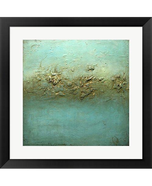 Metaverse Ocean Dreams By Lovisart Framed Art